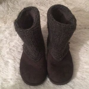 Shoes - Women's gray ankle boots